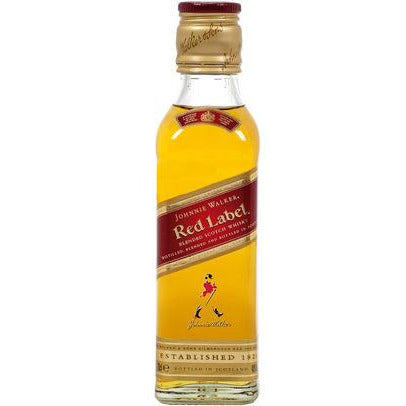 JOHNNIE WALKER RED LABEL 40° 20CL
