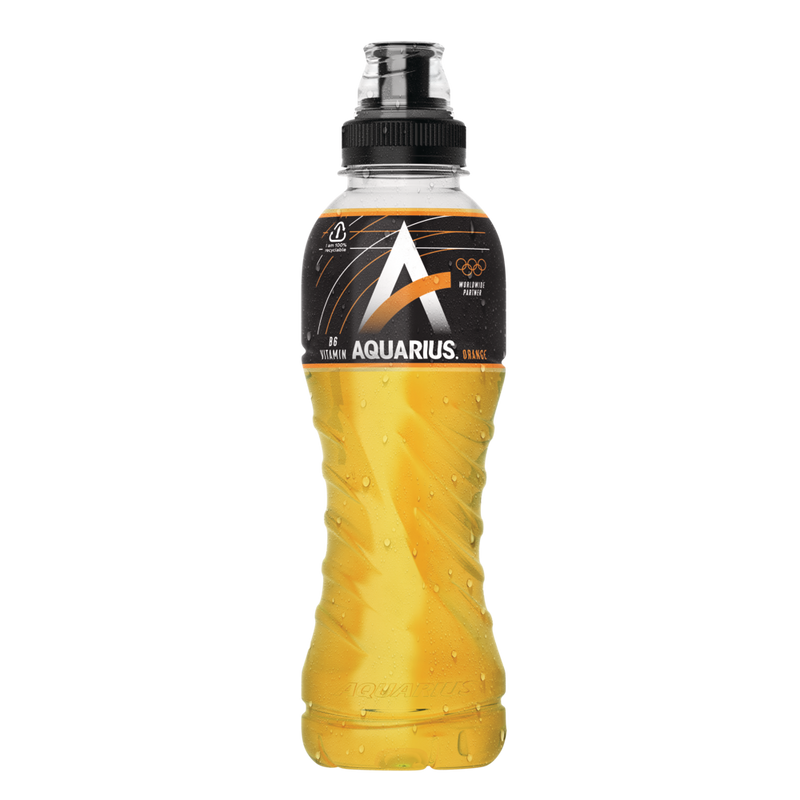 Aquarius Orange 50cl Pet - Ekoshop België