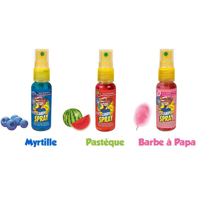 Agrandir l'image Candy Spray 3 Candy Spray 3 Candy Spray 3