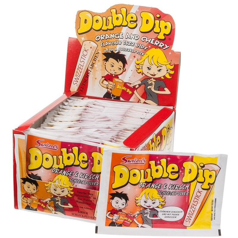 Double Dip Stick