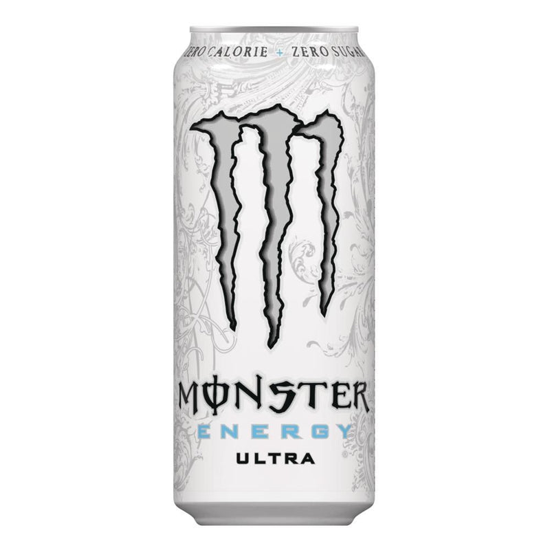Monster Ultra White blik 50cl