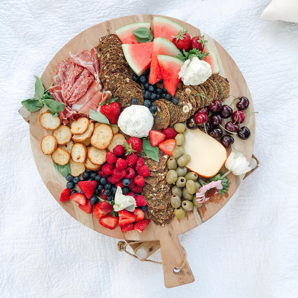 Entertain with Ease with this Simple Charcuterie Board