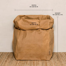 Load image into Gallery viewer, Uashmama Paper Bag - Cachemire