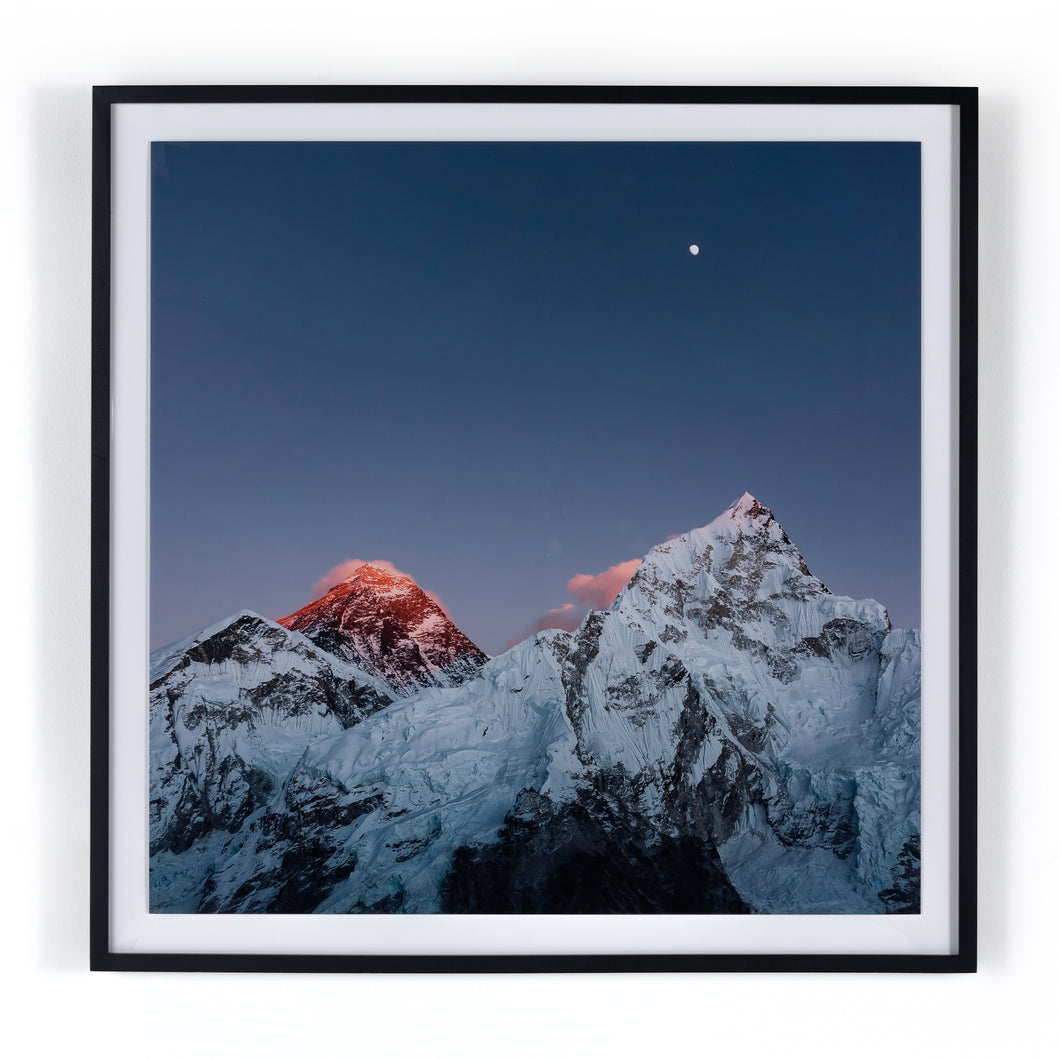 Peaks at Last Light by Teague Collection