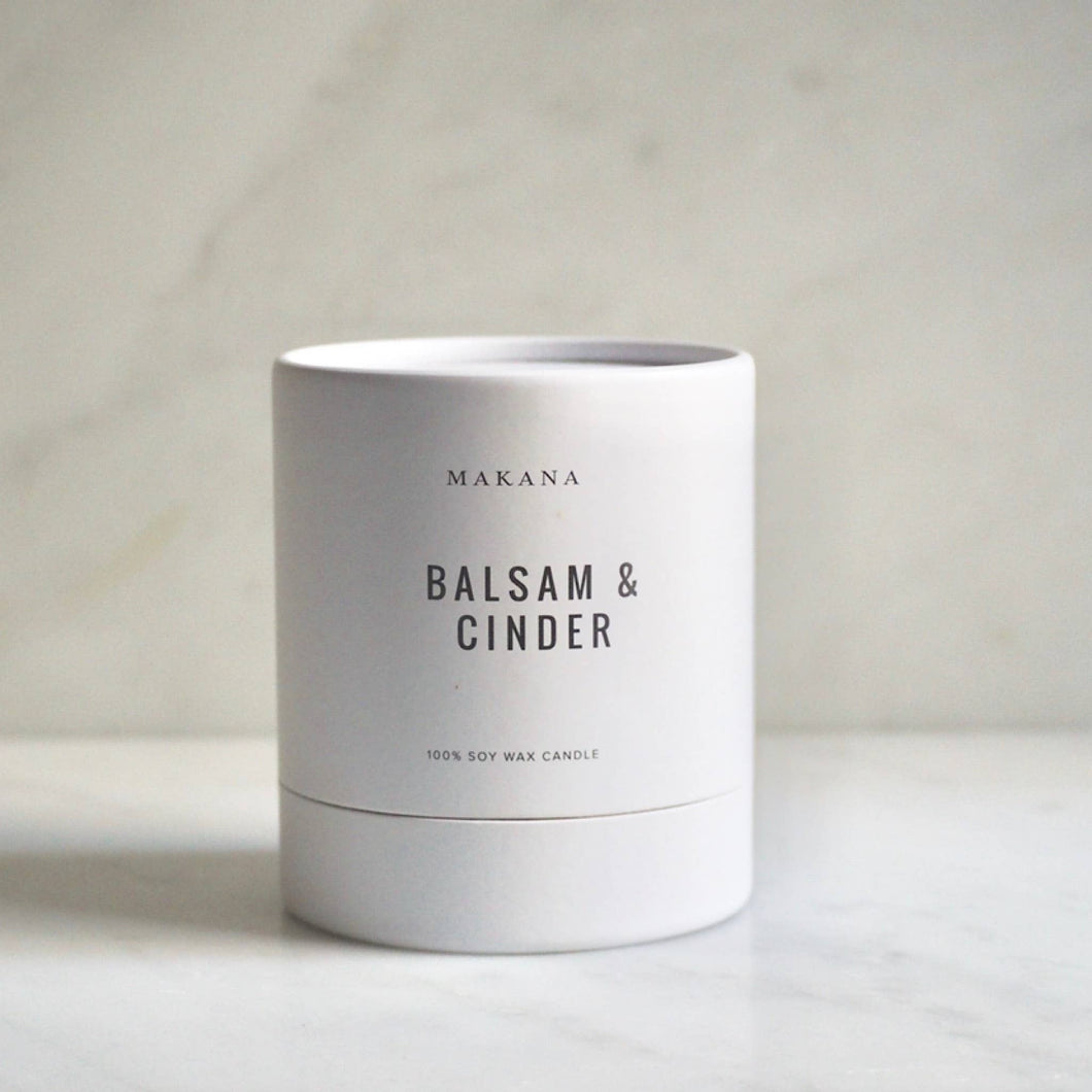 Balsam & Cinder - Classic Candle 10 oz