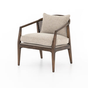 Alexandria Accent Chair (Honey Wheat)