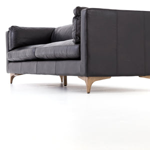 "Beckwith Sofa (94"" (Rider Black)"