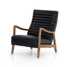 Load image into Gallery viewer, Chance Chair (Dakota Black)
