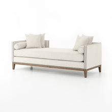 Load image into Gallery viewer, Mercury Double Chaise (Noble Platinum)
