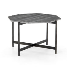 Load image into Gallery viewer, Adair Bunching Table (Ebony Marble)