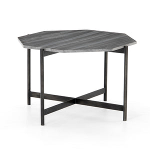Adair Bunching Table (Ebony Marble)