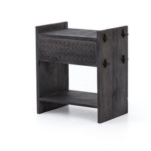 Load image into Gallery viewer, Columbus Nightstand (Dark Totem)