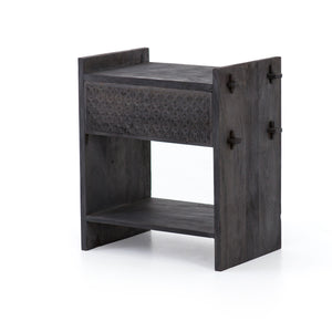 Columbus Nightstand (Dark Totem)