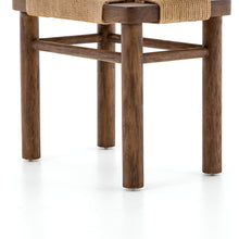 Load image into Gallery viewer, Shona Stool (Russet Mahogany)