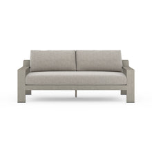 "Load image into Gallery viewer, Monterey Outdoor Sofa 74"" (Grey/Stone Grey)"