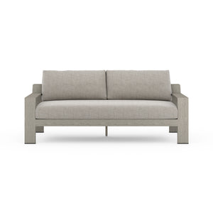 "Monterey Outdoor Sofa 74"" (Grey/Stone Grey)"