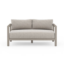 "Load image into Gallery viewer, Sonoma Outdoor Sofa 60"" (Grey/Stone Grey)"