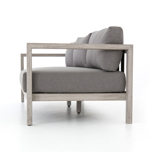 "Sonoma Outdoor Sofa 88"" (Grey/Charcoal)"