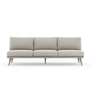 "Tilly Outdoor Sofa 90"" (Grey/Stone Grey)"