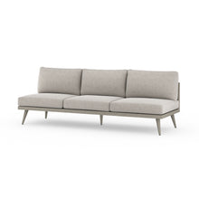 "Load image into Gallery viewer, Tilly Outdoor Sofa 90"" (Grey/Stone Grey)"