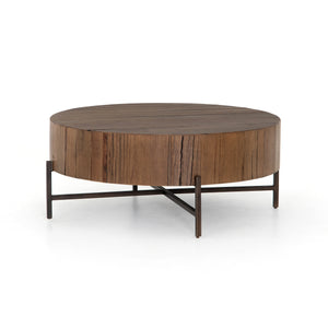 Tinsley Coffee Table (Natural Brown)