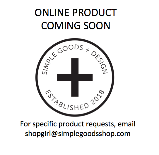 Online Product Coming Soon