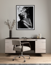 Load image into Gallery viewer, Marilyn Monroe Relaxing by Getty Images