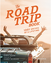 Load image into Gallery viewer, The Road Trip Book: 1001 Drives of a Lifetime