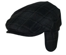Load image into Gallery viewer, Mens Plaid Driver Cap