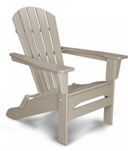 Load image into Gallery viewer, Folding Adirondack Chair
