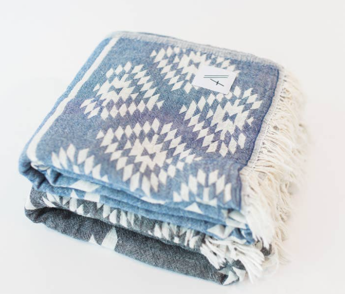 Theoria Kilim Throw