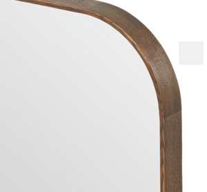 "Bellvue Square Mirror- 24""x24"" (Various Finishes)"