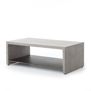 Hugo Coffee Table (Dark Grey)