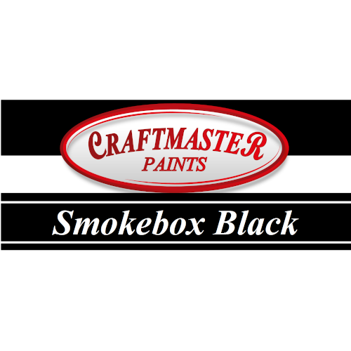 Craftmaster Smokebox Black