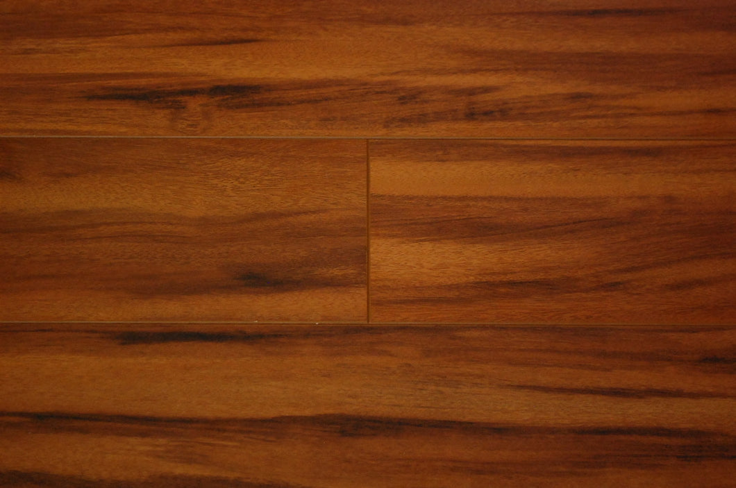 Laminate Wood Stair Tread - Acacia