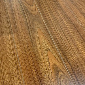 12mm Beveled Edge Laminate Wood - Maple Walnut- 1586