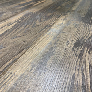 8mm Pad Attached Driftwood Laminate Wood Flooring