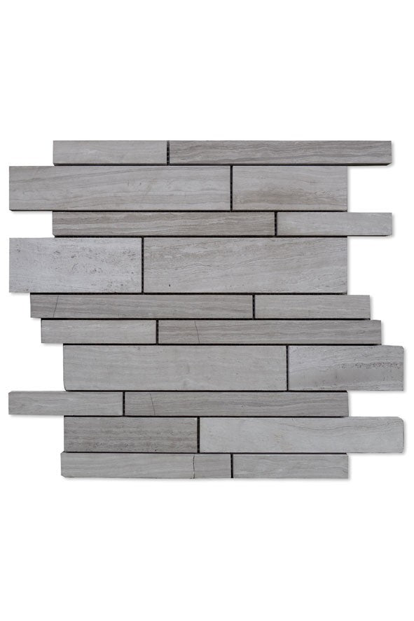 MO:MO13:MO1110-White Wood Mosaic-#2
