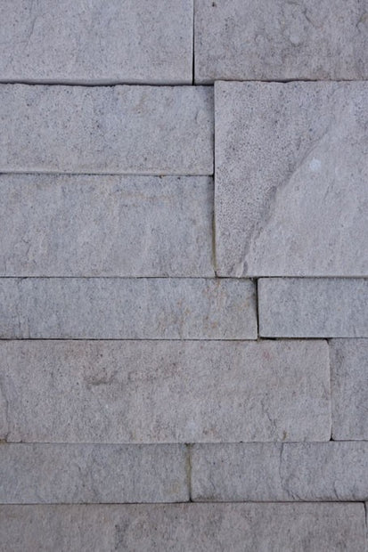 Load image into Gallery viewer, Ledger Stone White Lime Stone 6x24