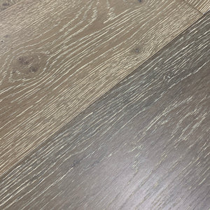 "7"" Wide White Oak Click Rift Grey"