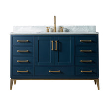 Load image into Gallery viewer, 60 Inch Wide Single Sink 1831 Blue