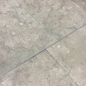 18 x 18 Harsh-Sea Green Limestone 2083