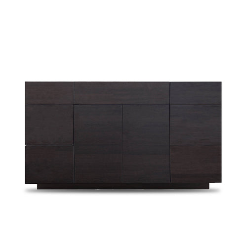 60 Inch Bathroom Cabinet Vanity African Wenge LEFT/Right  Drawers