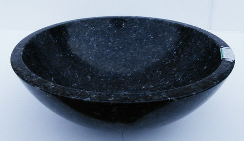 Blue Pearl Granite Round Vessel Sink