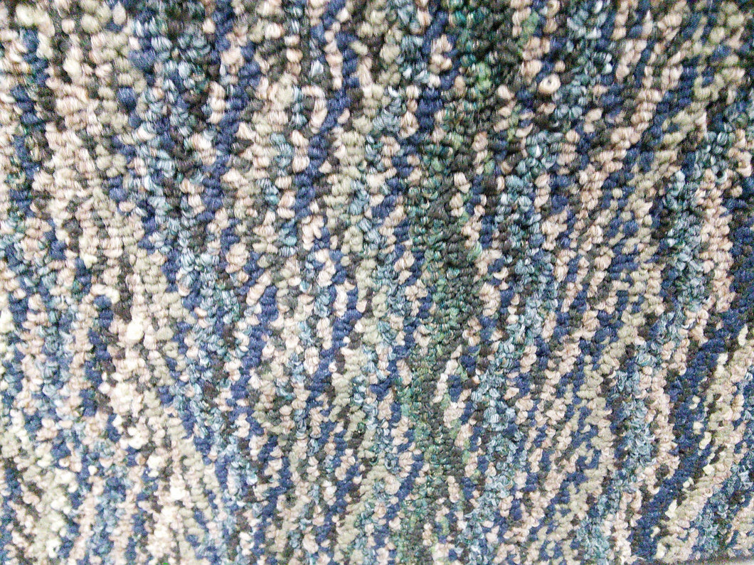 Graphic Stripe Commercial Berber Carpet - CAR1046
