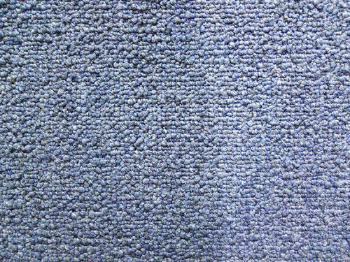 Blue Commercial Berber Carpet - CAR1183