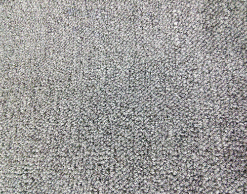 Grey Commercial Berber Carpet - CAR1184