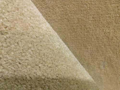 Emphatic Beige Commercial Plush Carpet - CAR1189
