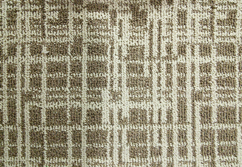 Gold Graph Commercial Berber Carpet - CAR1191