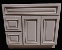 "Load image into Gallery viewer, 32.5"" High - Old Height Vanity - VA3-Oldtown-V4221D Left"